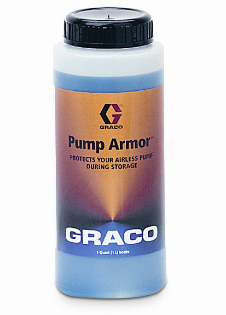 Graco Pump Armor protective liquid