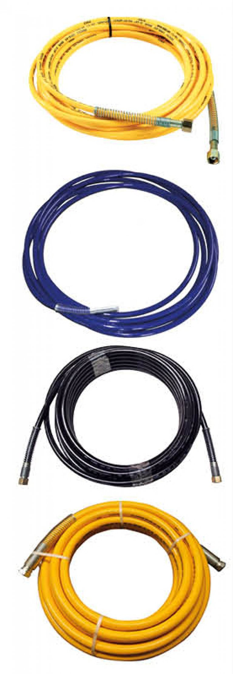High-pressure / airless hoses