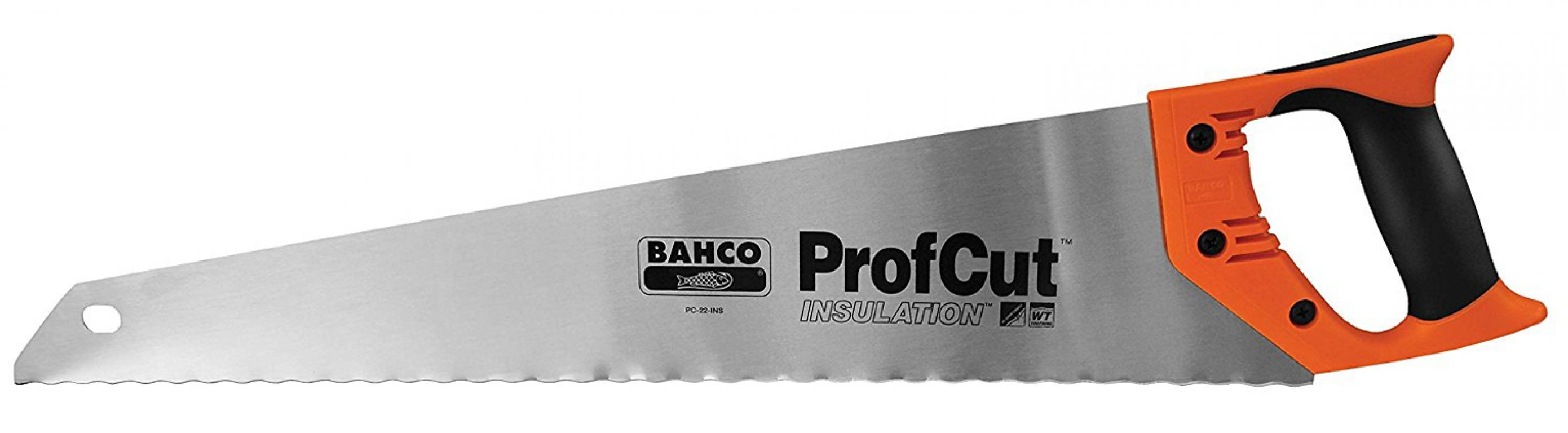 Serrated handsaw (length 500 mm) for icM135
