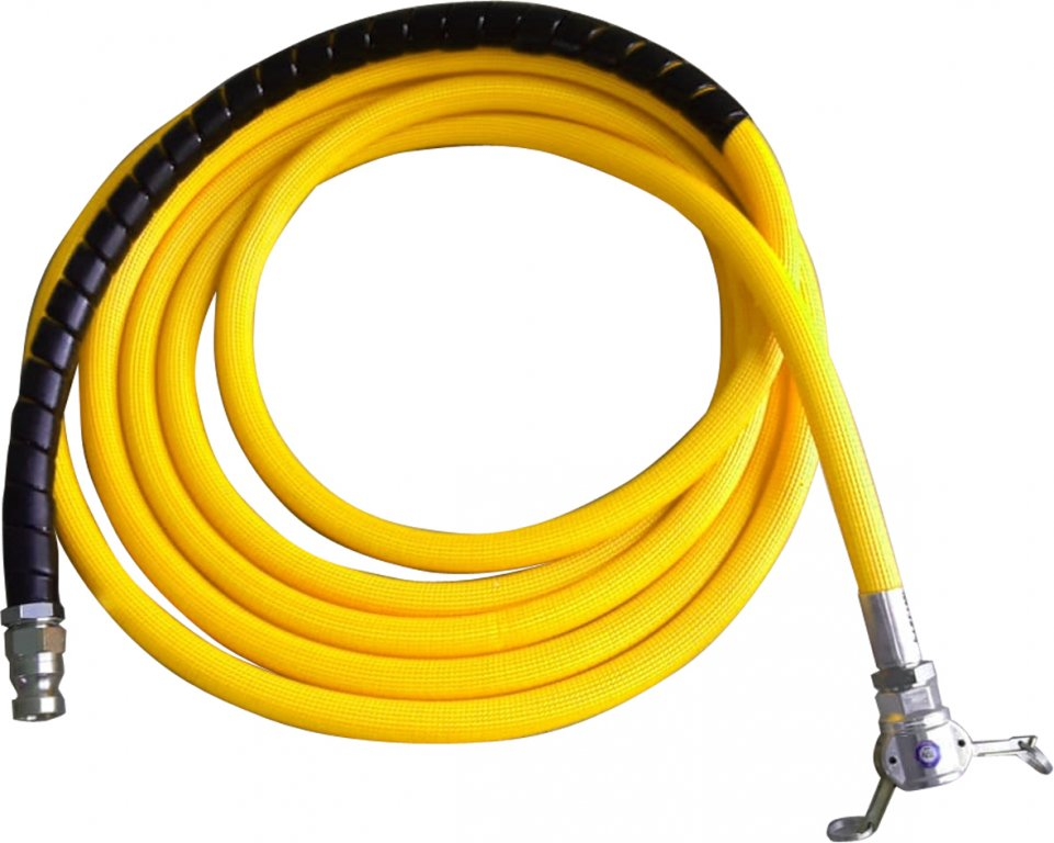 Ultralight hose