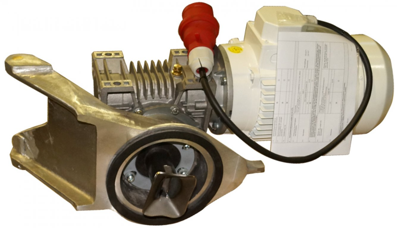Optional drive unit 280 rpm for small silo Cabrio