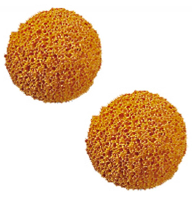 Sponge balls (soft version)