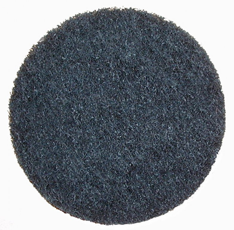 Grinding fleece* / Application: Cleaning and polishing (pair, 200 mm diameter each)