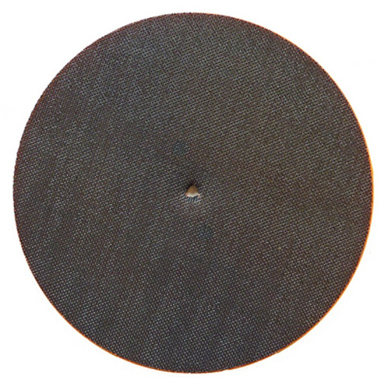Support plate with Velcro / Application: Grinding (pair, 200 mm diameter each)