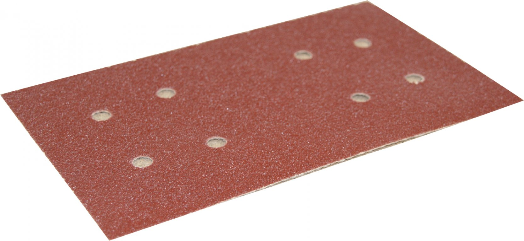 Sandpaper, perforated