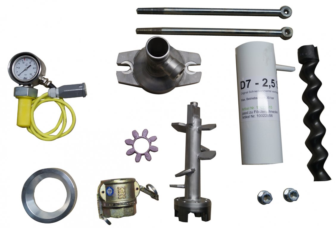 Kit de montaje «D»-F50 (Rotor/Estator D7-2,5 S)